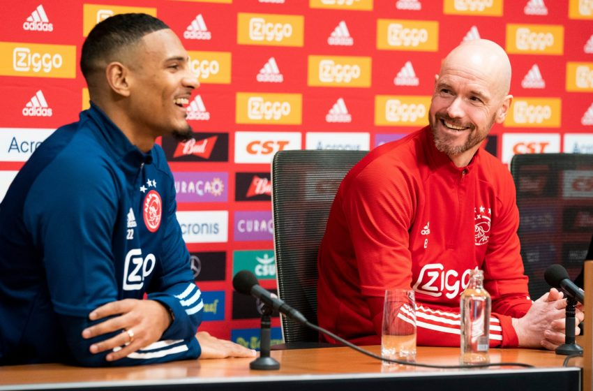 Erik ten Hag mostra insatisfação com erro administrativo que causou a ausência de Haller na Liga Europa