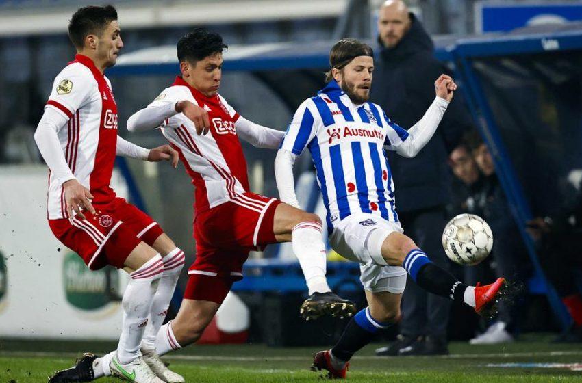 Ajax libera Edson Álvarez para tirar férias