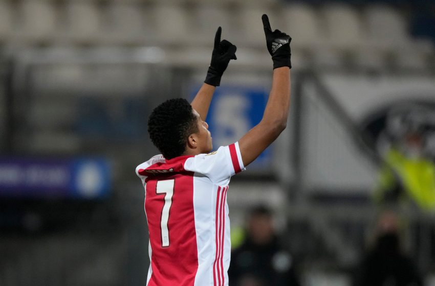 Ajax é o segundo finalista da Copa da Holanda
