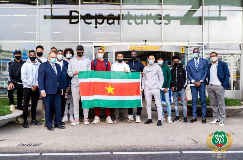 """Suriname sonha em disputar uma Copa do Mundo em meio a injeção de qualidade: """"Isso dará esperança ao país"""""""