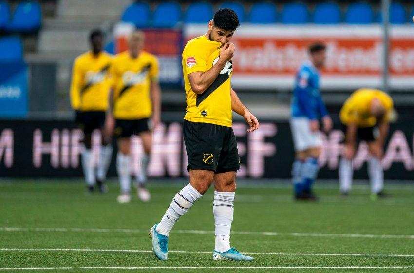 Hüseyin Doğan deixa o NAC Breda e jogará no Tajiquistão