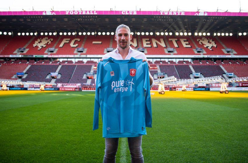 FC Twente anuncia contratação de Lars Unnerstall
