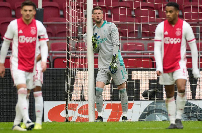 Maarten Stekelenburg de volta à seleção holandesa?