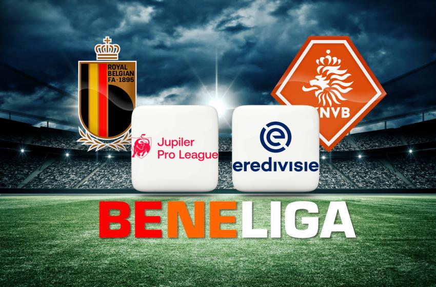 Clubes belgas votam a favor da BeNeLiga