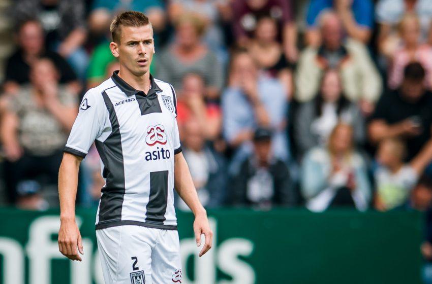 Heracles Almelo tentará renovar o contrato de Tim Breukers