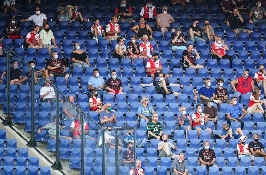 Eredivisie poderá voltar a receber torcedores ainda nesta temporada