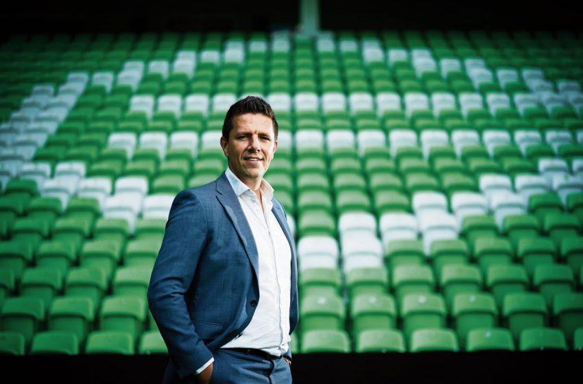 FC Groningen anuncia renovação contratual do seu diretor geral, Wouter Gudde