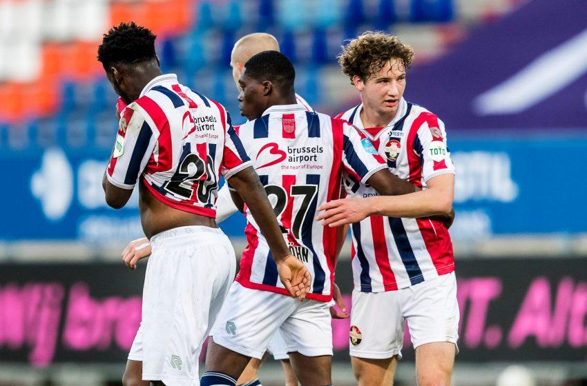 Willem II segue exemplo do Feyenoord e implora para que seus torcedores não peçam o dinheiro de volta