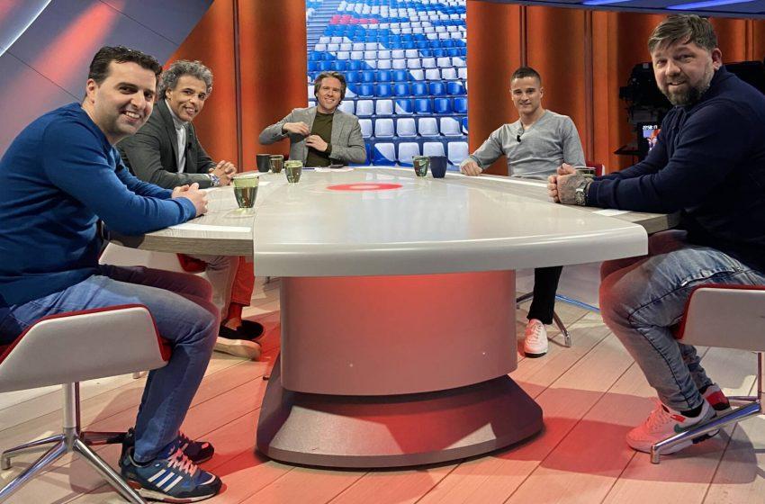 Studio Voetbal comenta sobre situação do Ajax e AZ Alkmaar