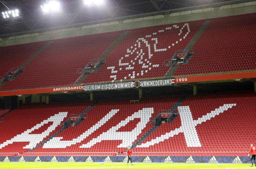 Ajax não deixará torcida assistir a final da Copa da Holanda na Johan Cruyff Arena