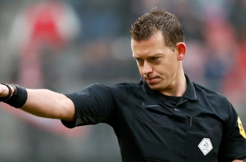 Allard Lindhout apitará jogo entre Ajax e FC Utrecht na quinta-feira