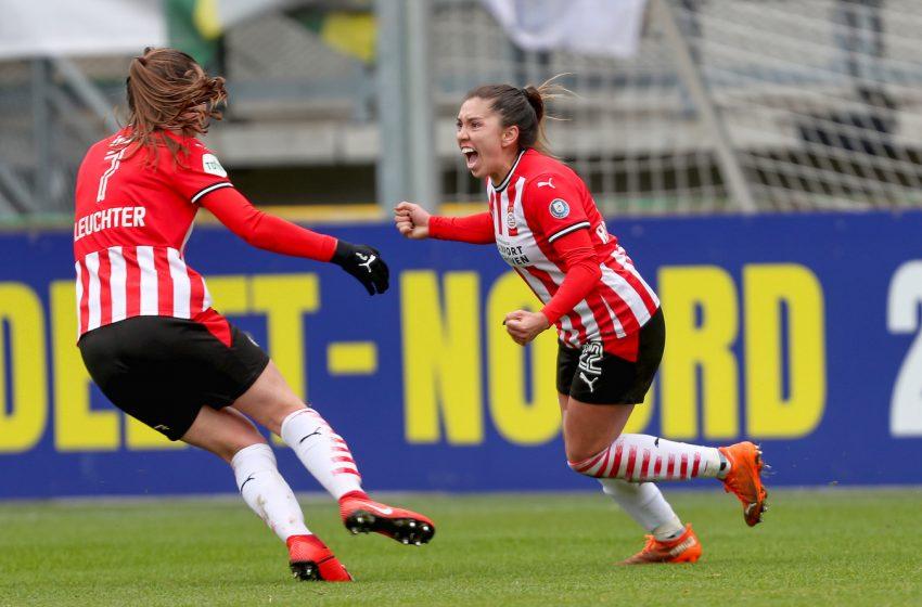 Anika Rodriguez renova contrato com o PSV