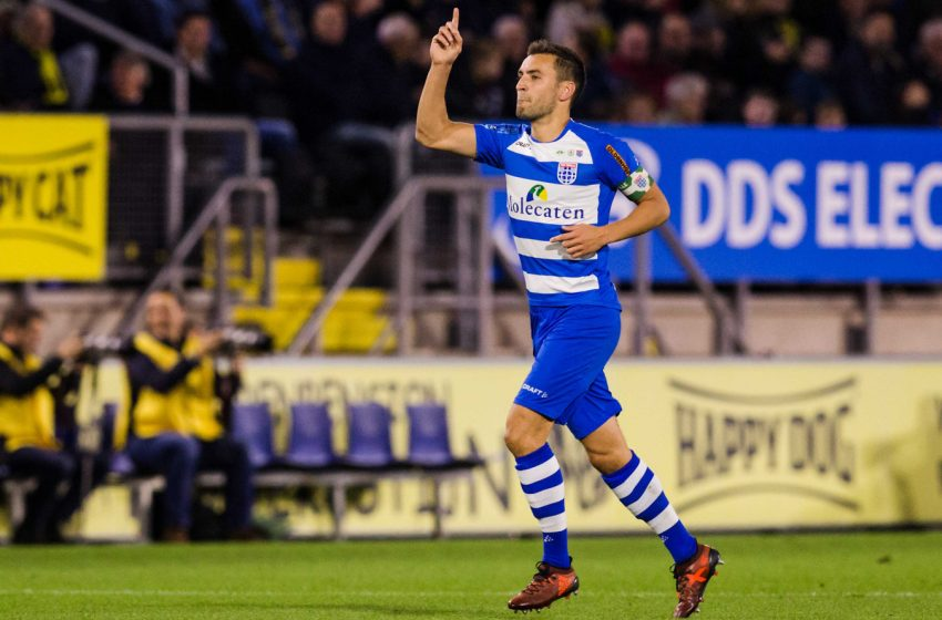 Bram van Polen renova com o PEC Zwolle por mais uma temporada
