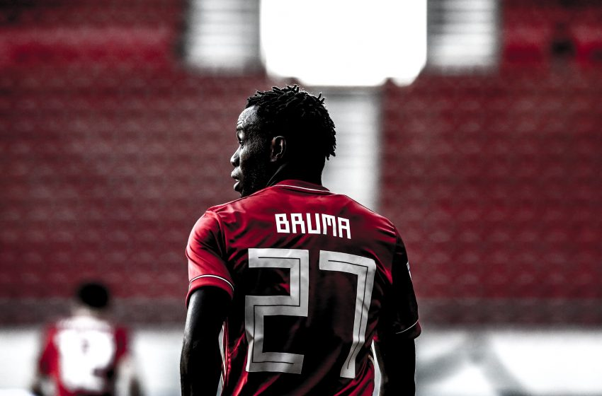 PSV pede sete milhões de euros para vender Bruma