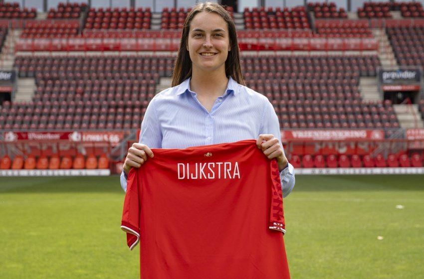 FC Twente anuncia contratação de Caitlin Dijkstra