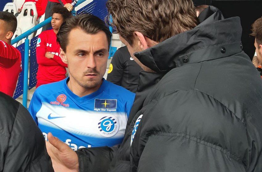 Daryl van Mieghem destaca mentalidade do De Graafschap para vencer o Jong FC Utrecht