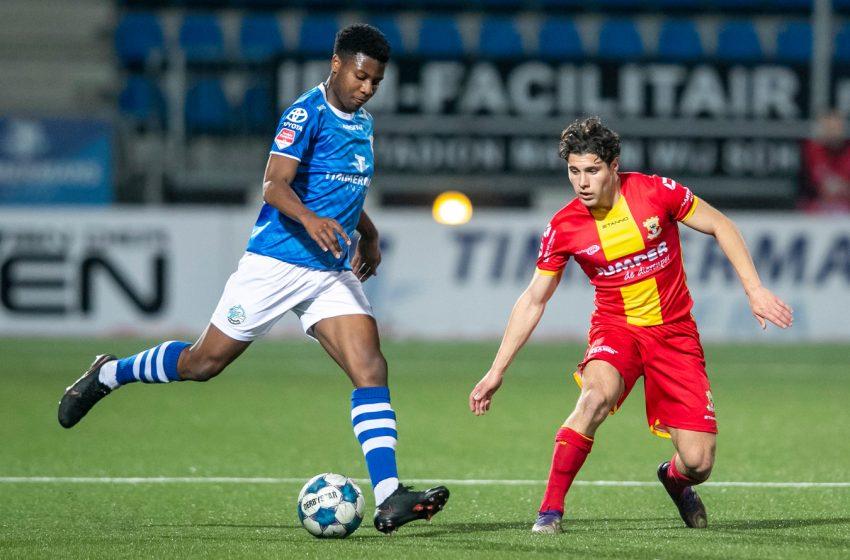 FC Den Bosch informa que Dhoraso Moreo Klas não jogará mais pelo clube