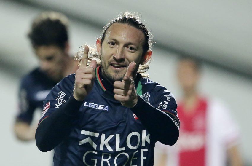 NEC Nijmegen vence Jong Ajax pela primeira vez em Amsterdã