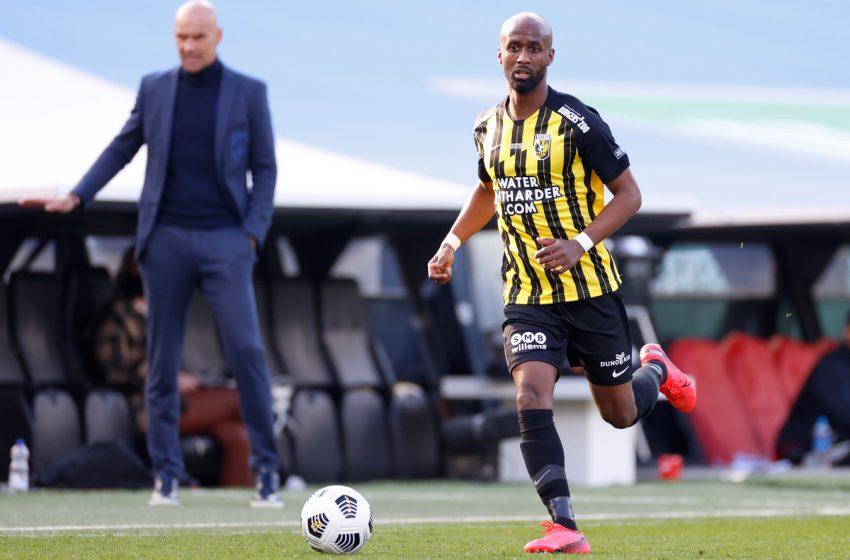 Eli Dasa é dúvida no Vitesse para jogo contra o Feyenoord no domingo