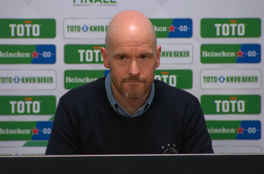 Davy Klaassen fala sobre título da Copa da Holanda