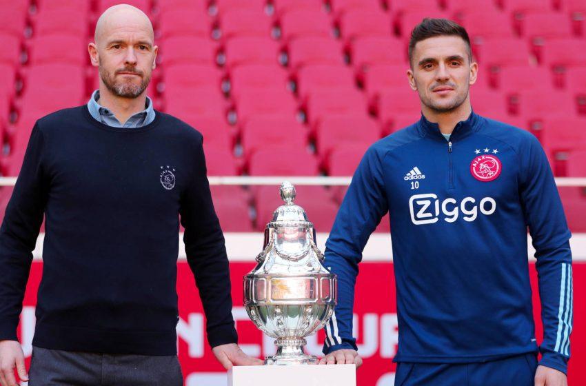 Secretamente, AZ Alkmaar, PSV e Feyenoord são Ajax na final da Copa da Holanda