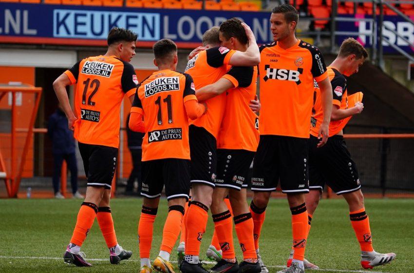 FC Volendam consegue importante vitória diante do SC Telstar