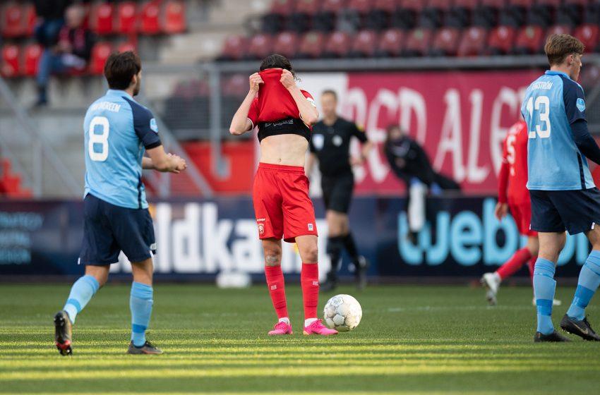 Danilo Pereira marca, mas FC Twente perde em casa para FC Utrecht por 2 a 1