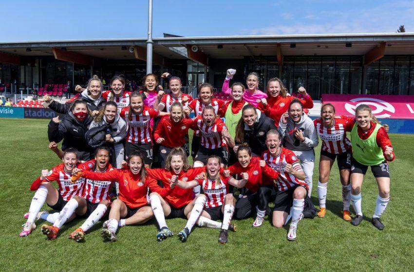 Em jogo duro, PSV conquista vaga na final da Copa da Holanda feminina ao vencer o Ajax por 1 a 0