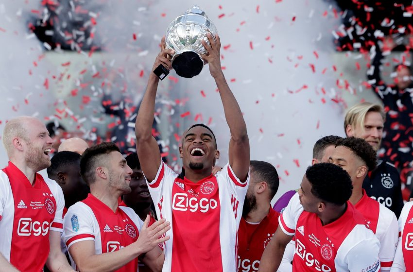 David Neres garante 20ª título da Copa da Holanda para o Ajax