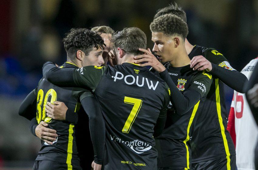 Em Utrecht, Go Ahead Eagles vence Jong FC Utrecht pelo placar mínimo