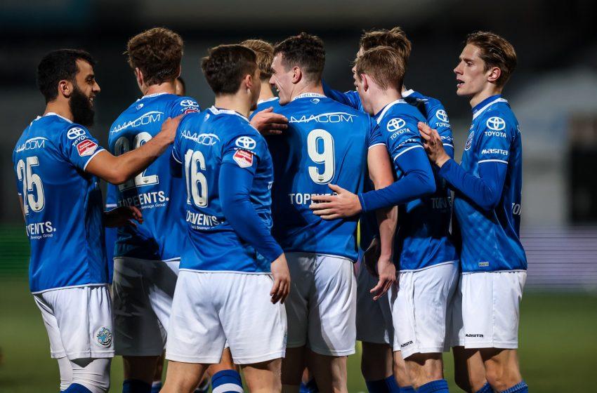 FC Den Bosch passa o carro por cima do Roda JC Kerkrade e vence por 7 a 0