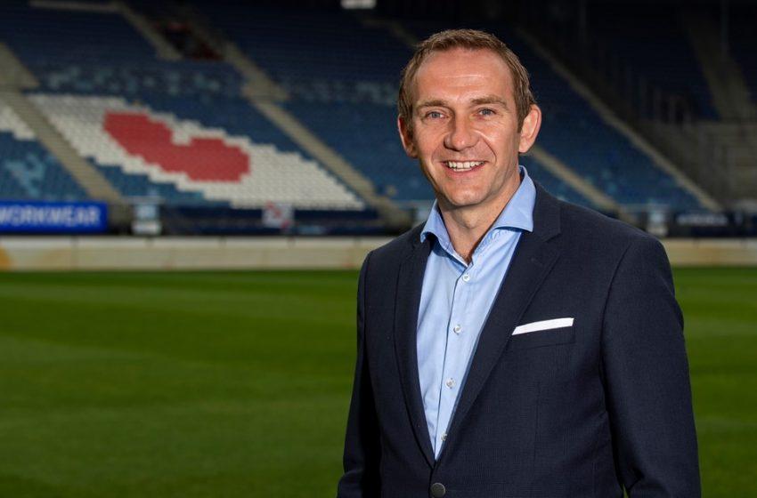 SC Heerenveen anuncia Ferry de Haan para o lugar de Gerry Hamstra