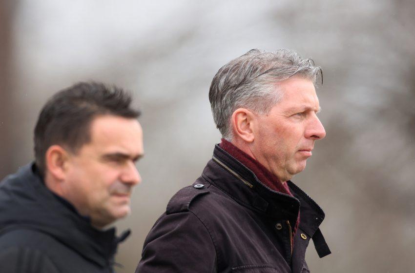 Gerry Hamstra trabalhará ao lado de Marc Overmars no Ajax, a partir da próxima temporada