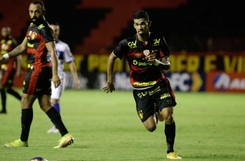 Gustavo do Sport Recife estaria despertando o interesse do Ajax