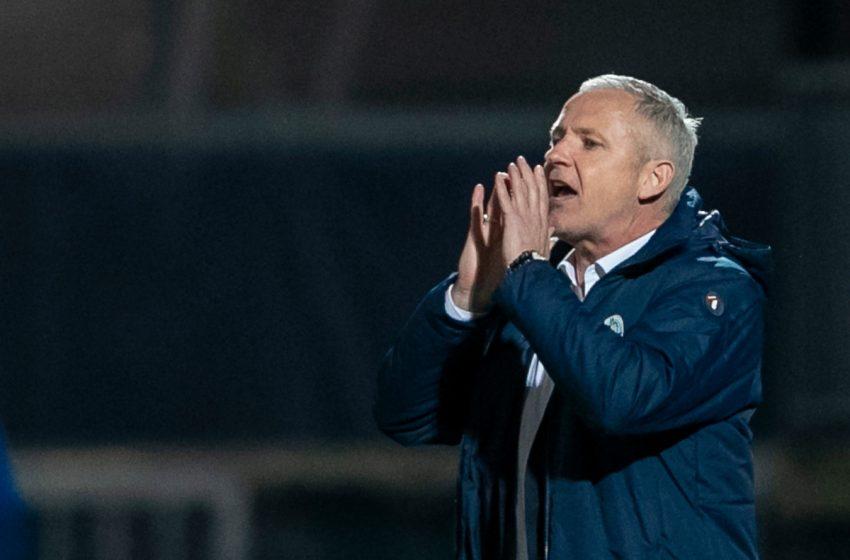 Jack de Gier aposta em espírito ofensivo para surpreender o SC Cambuur