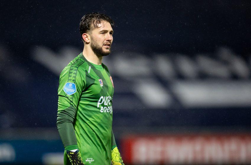 Depois de longas negociações, a transferência agora é oficial: Joël Drommel assina com o PSV
