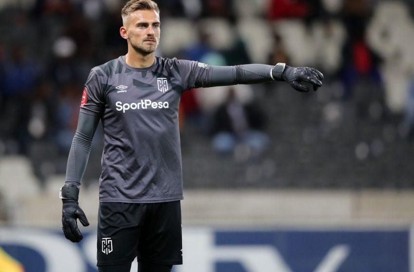 FC Groningen anuncia o sucessor de Sergio Padt