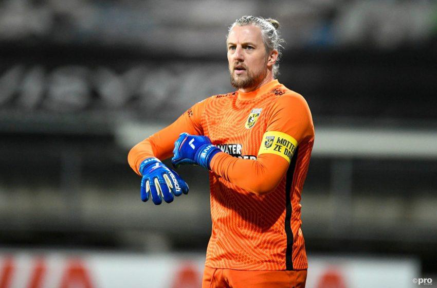 Remko Pasveer deixará o Vitesse ao final dessa temporada