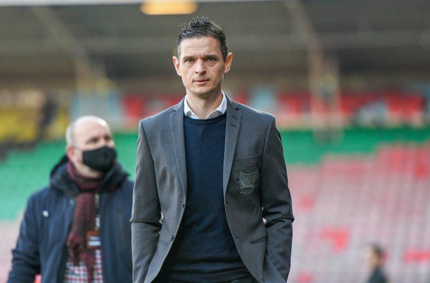 NEC Nijmegen renova por mais uma temporada o contrato de Rogier Meijer