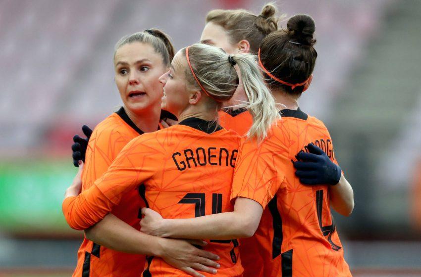 Holanda terá adversárias nas Eliminatórias para a Copa do Mundo Feminina de 2023 que nunca disputaram um Mundial