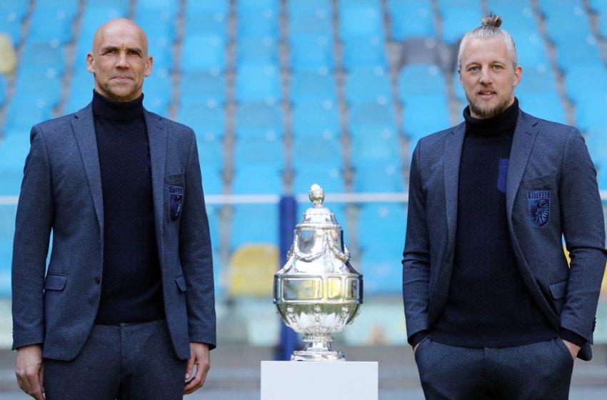 A eliminação do Ajax na UEFA Europe League não significa nada para o Vitesse