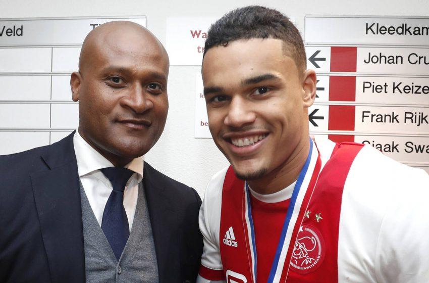 Winston Bogarde encontrará seu sobrinho, Danilho Doekhi na final da Copa da Holanda
