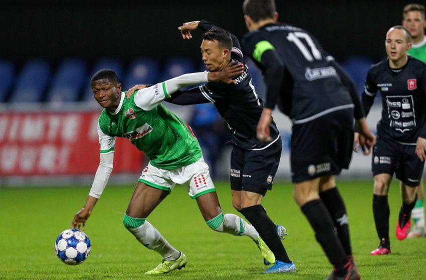 Nos minutos finais, MVV Maastricht garante vitória por 1 a 0 diante do FC Dordrecht