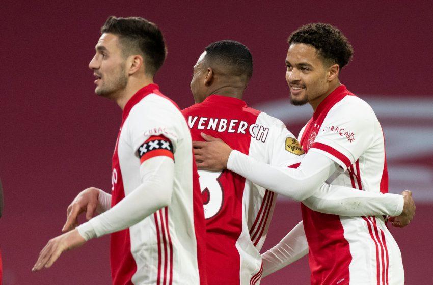 Devyne Rensch e Ryan Gravenberch falam sobre título do Ajax na Copa da Holanda
