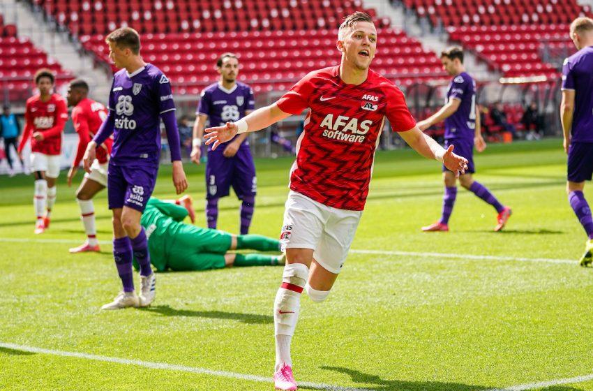 AZ Alkmaar finaliza Eredivisie 2020/21 com goleada diante do Heracles Almelo