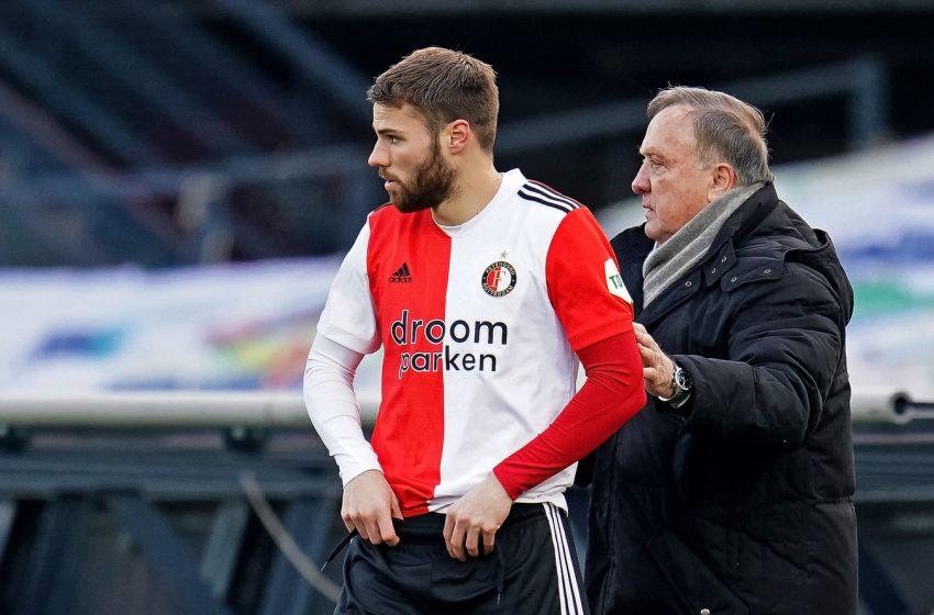 Feyenoord anuncia saída de Bart Nieuwkoop ao final dessa temporada