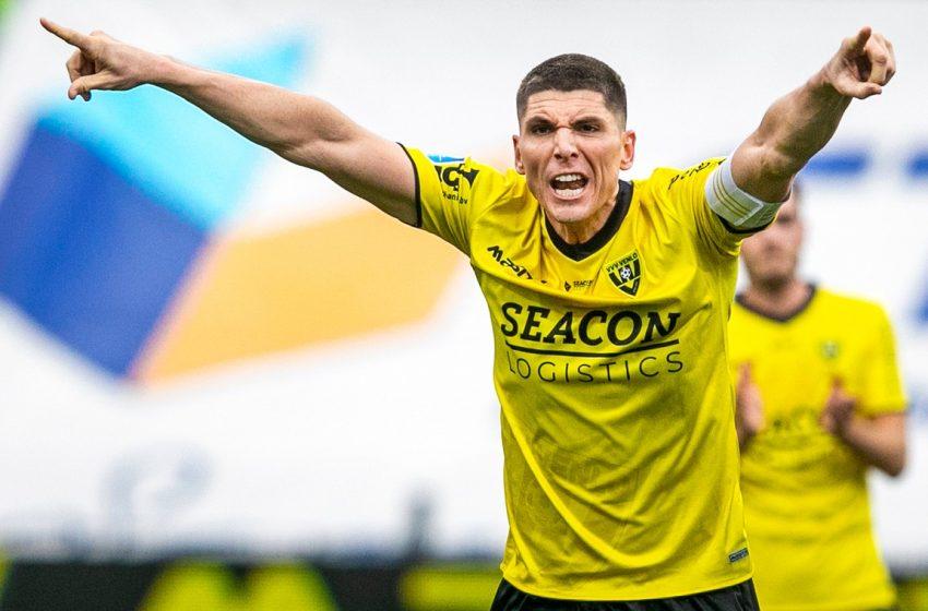 Danny Post se torna alvo do NEC Nijmegen