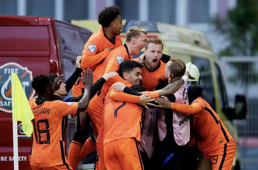 Holanda U21 surpreende França e avança para as semifinais da Eurocopa Sub21