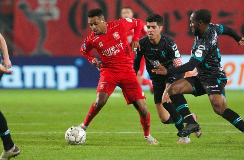 Danilo Pereira marca e o Overijsselderby termina empatado em 1 a 1
