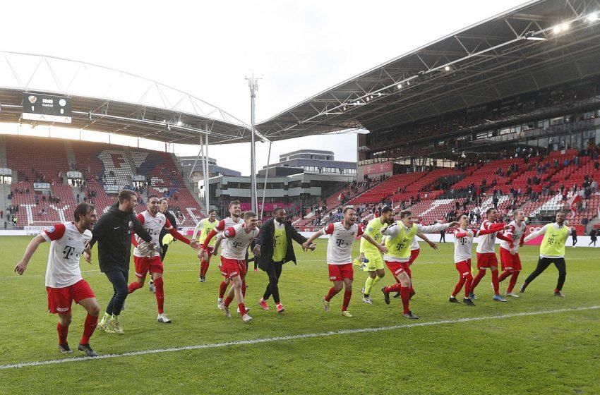 Mesmo com Arjen Robben em campo, FC Groningen perde para o FC Utrecht e dá adeus ao sonho europeu